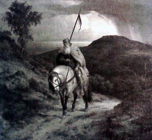 Last Templar by Erich Lessing